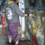 action.painting